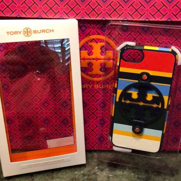 bf69d835a8cd7a NEW Tory Burch Miller IPhone 8 OS Hardshell Case.  M 5b3a957cbb7615731c7436ed. Other Accessories ...